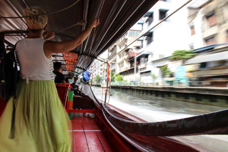 bangkok boat chao praya
