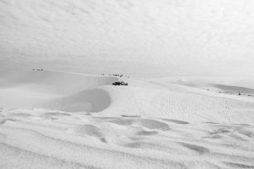 White sand dunes mui ne