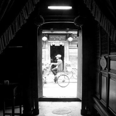 Maison traditionnelle à Hoi An