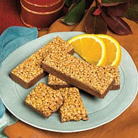 Fudge Graham Bars