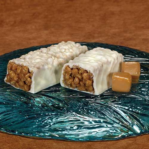 Vanilla Caramel Crunch Bar