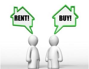 Rent Versus Owning