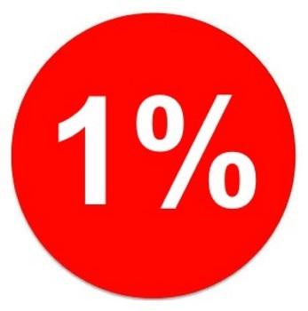 The 1 Percent Rule