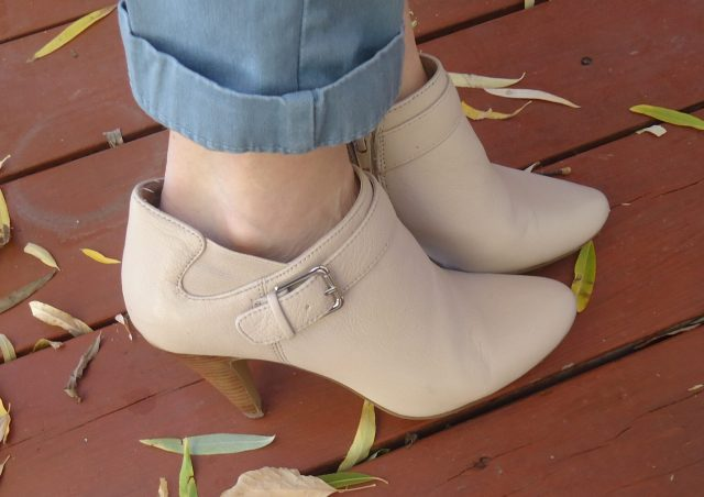 ankle boots for the 50's, 60's & 70's