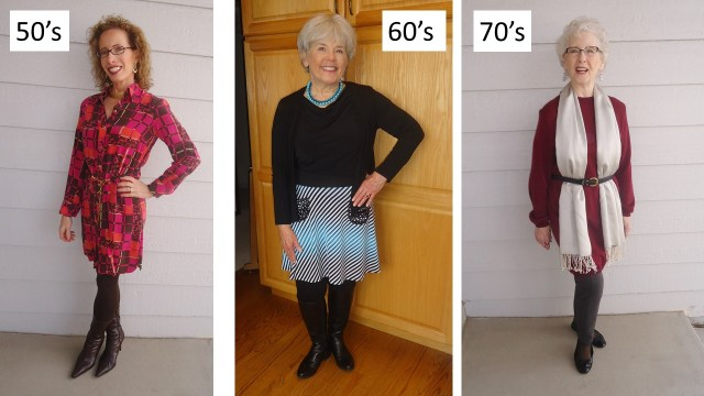 Leggings for the 50's. 60's. & 70's