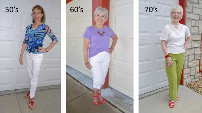 Red Sandals for the 50's, 60's, & 70's.