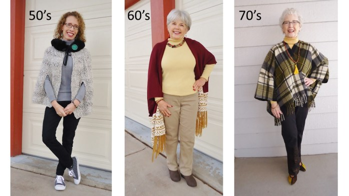 Turtlenecks for women in their 50's, 60's, & 70's.