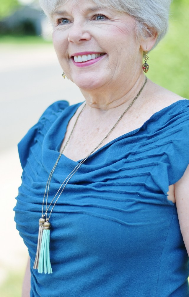 Maxi Skirts for Women in their 50's, 60's, & 70's.