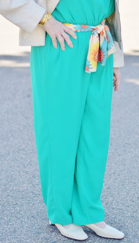 Jumpsuits for the 50's, 60's, & 70's.