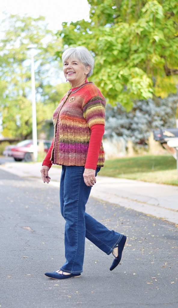 Stylish Footwear for Mature Women.