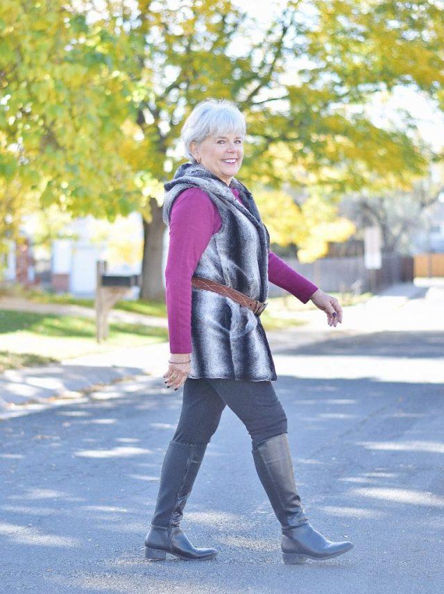 Borrowing Men's Items for Women's Fashion