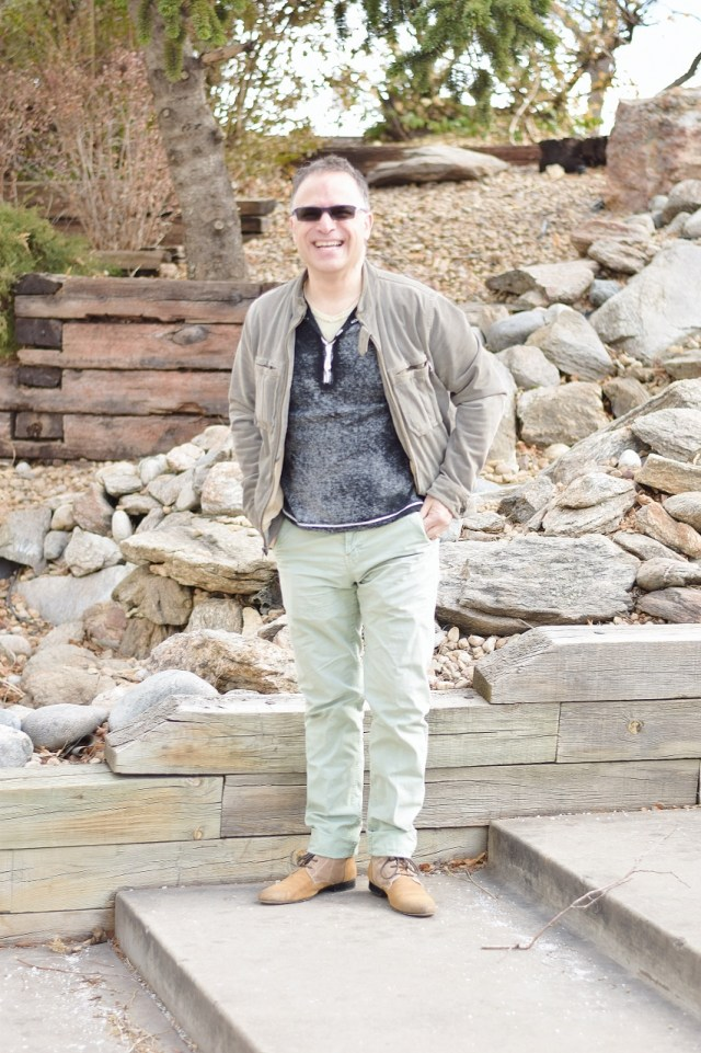 Men's Fashion over 50.