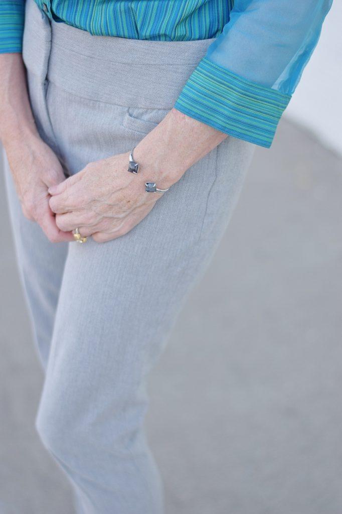 Sentimental clothing for Older women