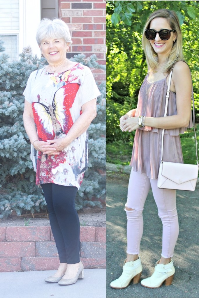 How to Copy What the Younger Girls are Wearing and Make it Yours.
