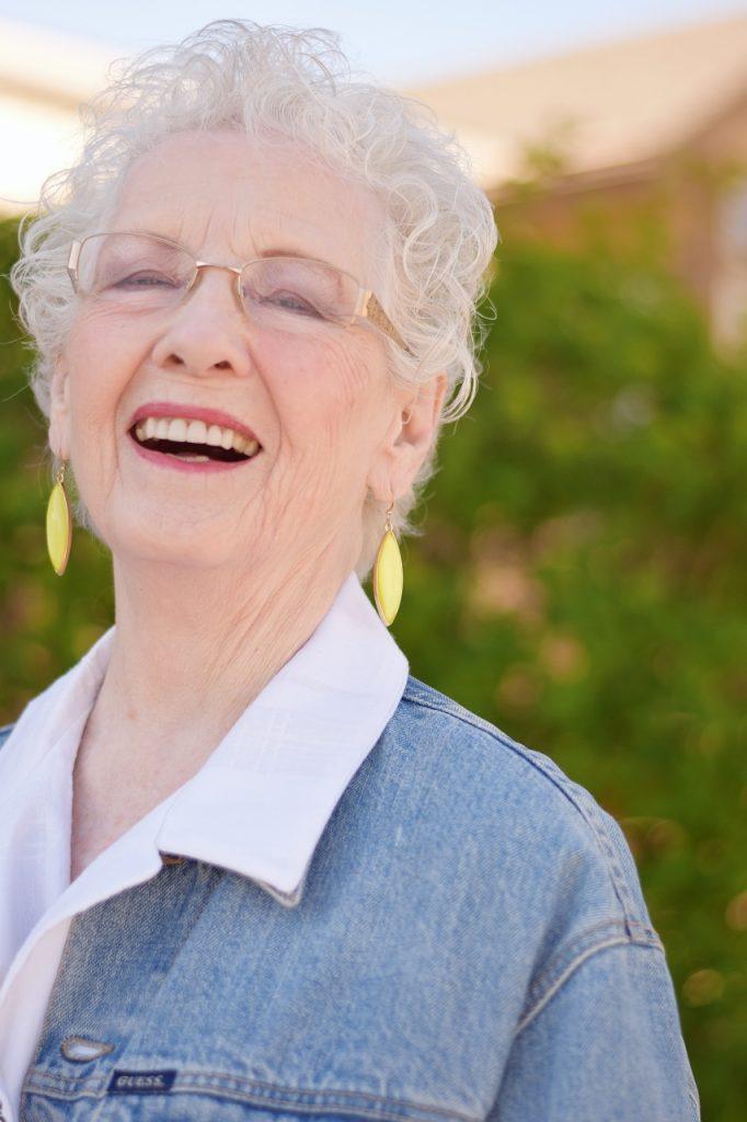 Women 70+ Looking Stylish