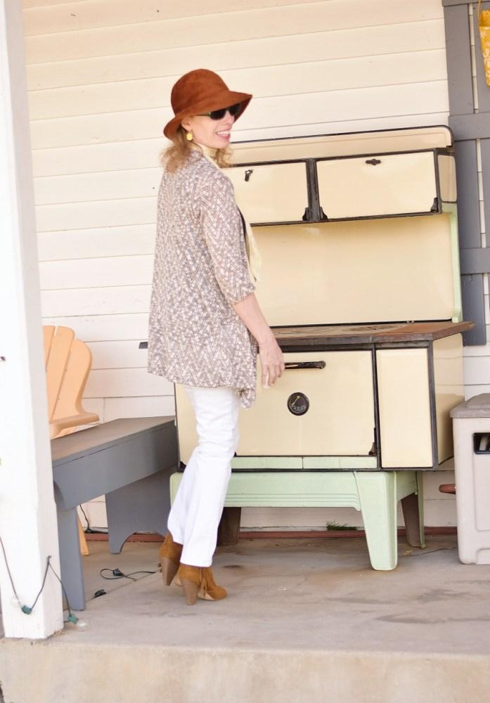 Dressing Stylish for Women over 50