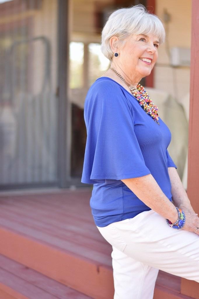 Women Over 60 Looking Stylish