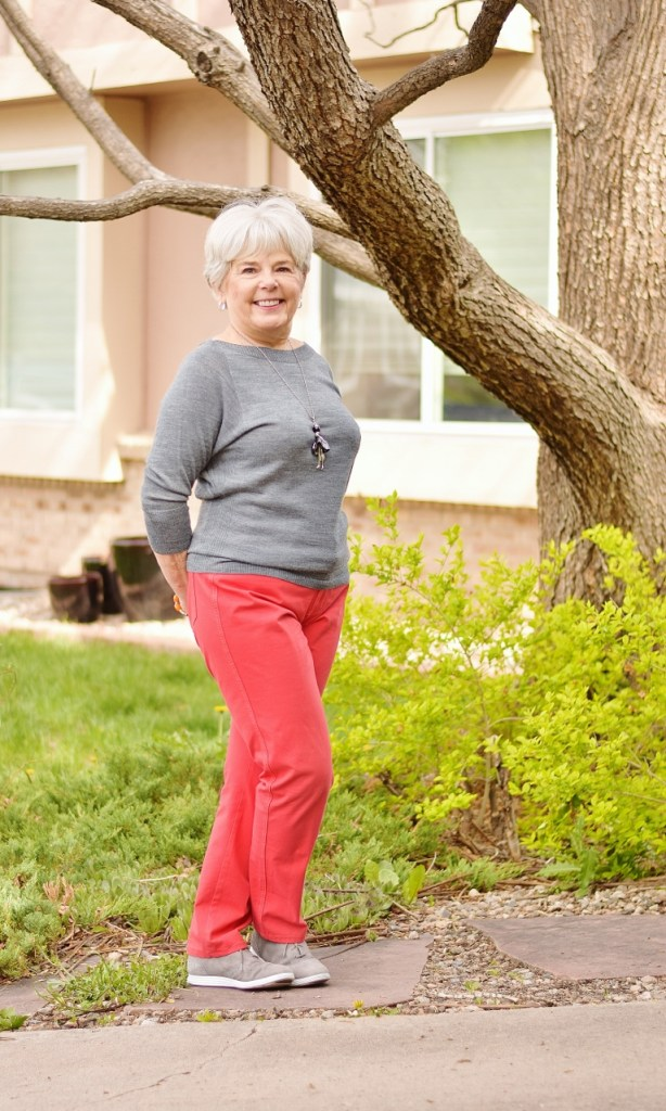 Women 60+ and Style