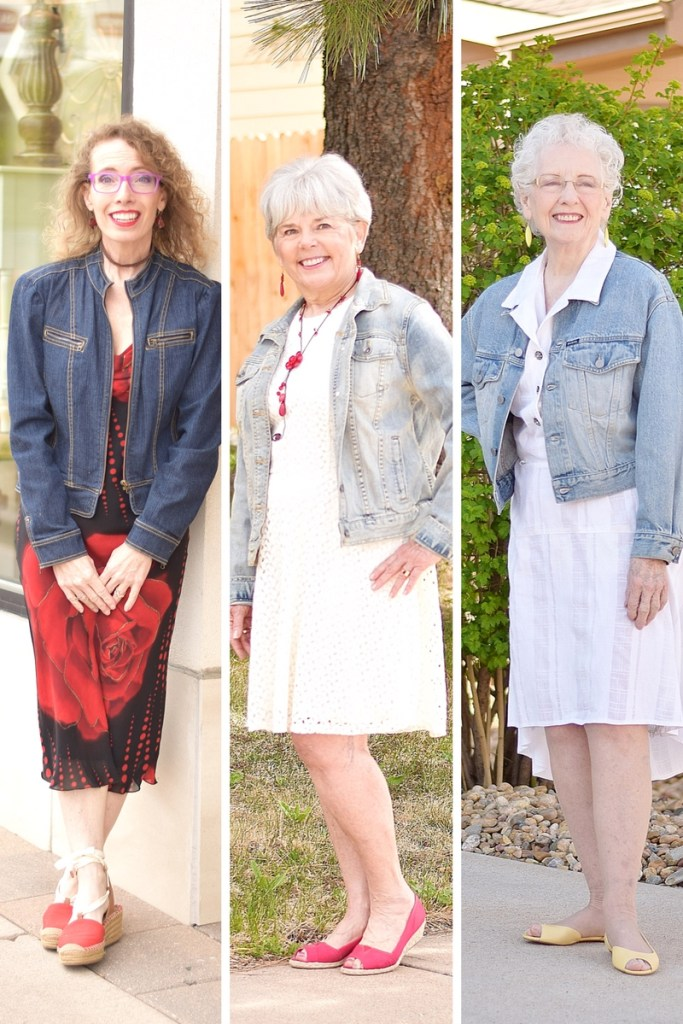 Style is Ageless with your Denim Jackets