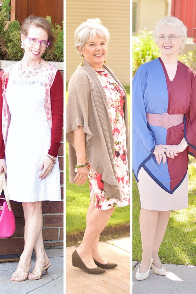 Styling Outfits for Women over 50