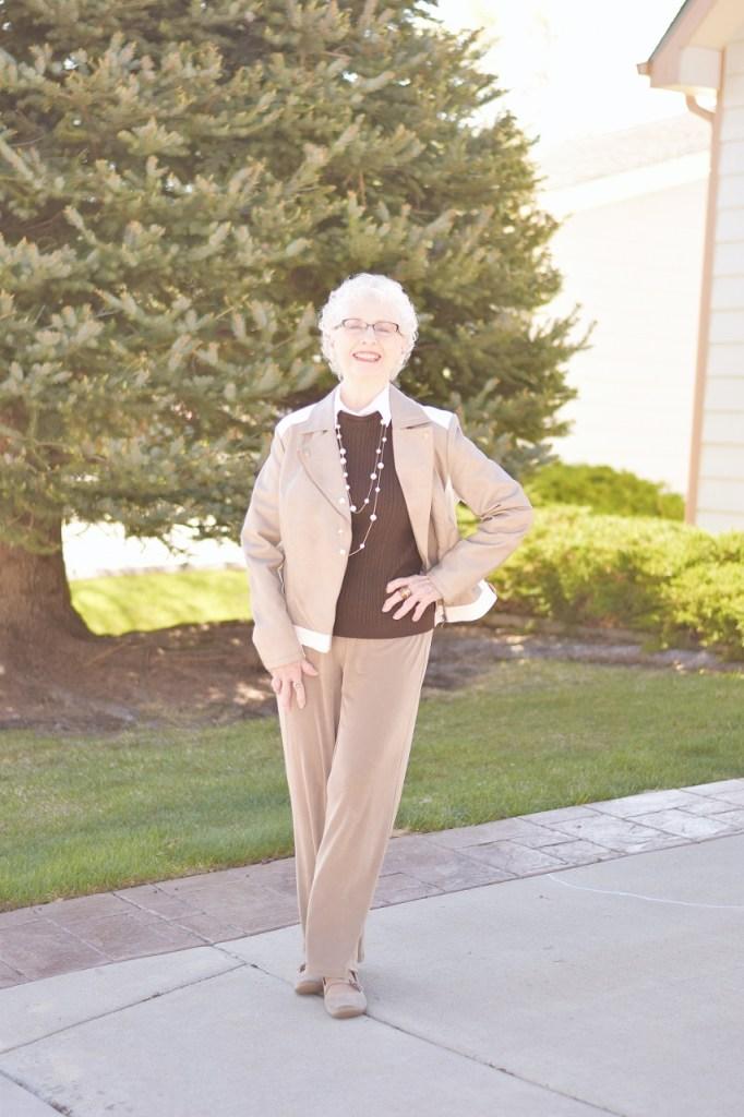 Women Over 70 & Travel Wear