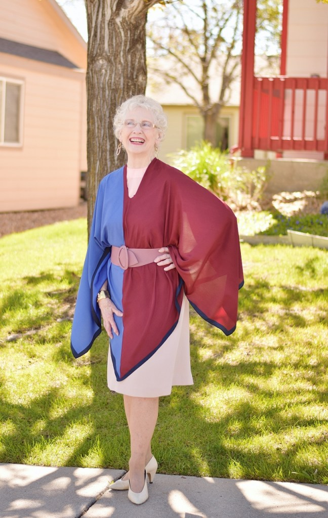 Women over 70 & Special Outfits