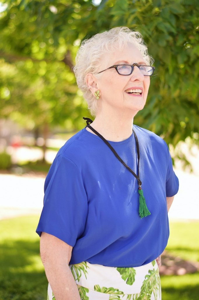 Women over 70 style classic to modern ways