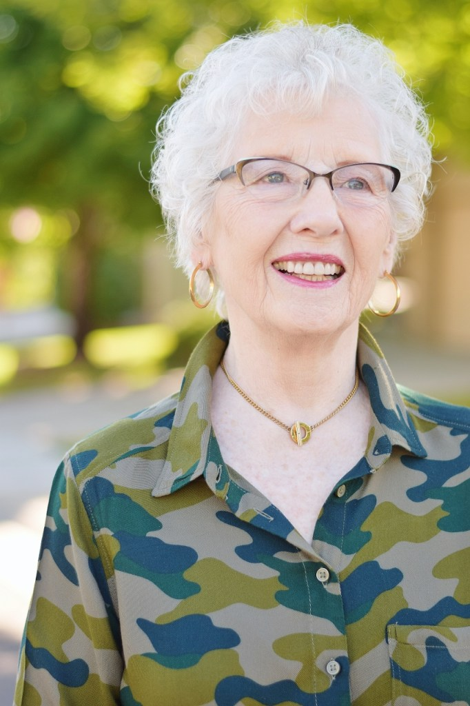 denim with our camo for women over 70