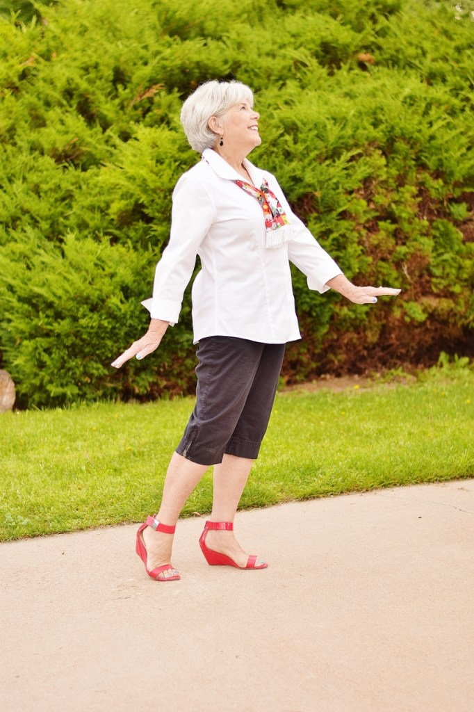 French Chic for women over 60