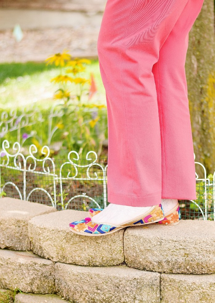Mochiis Shoes as your Print
