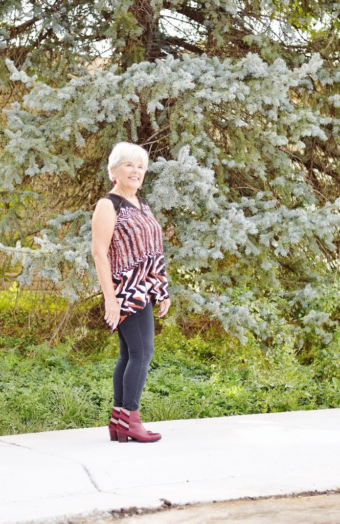 Women over 60 with Jambu Shoes