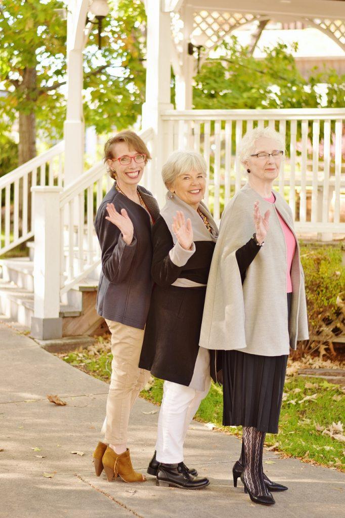Coats for older women