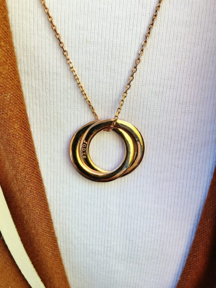 Centime jewelry for moms
