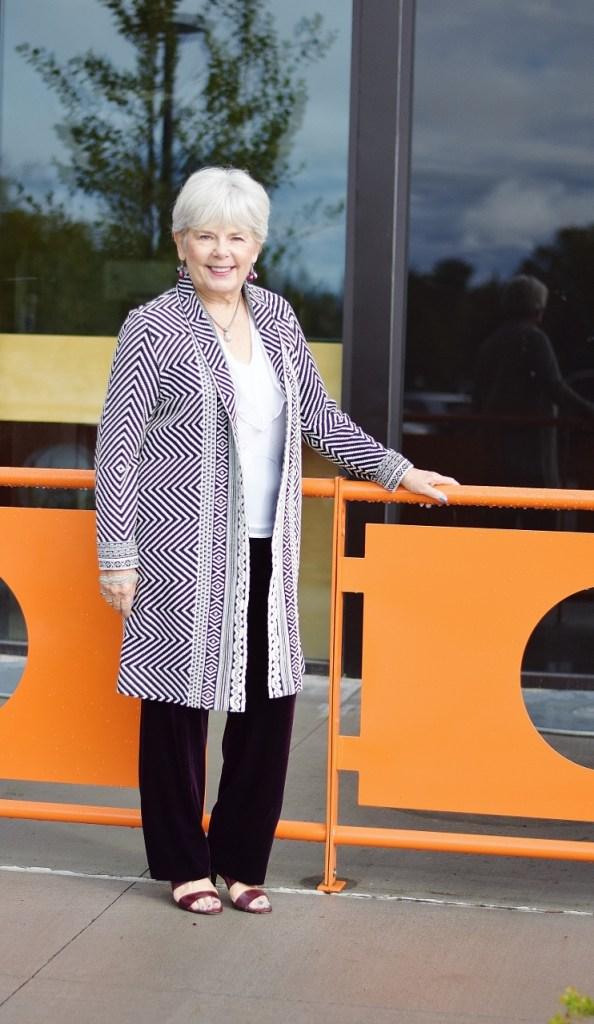 Dressy Pants for women over 60