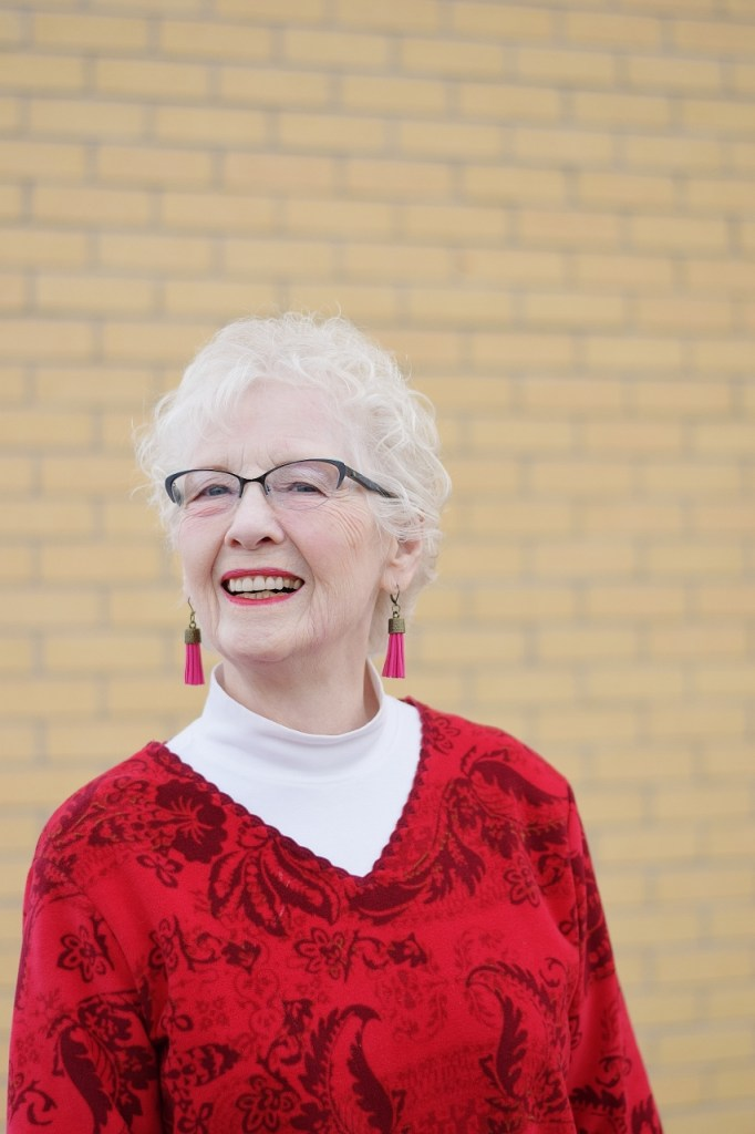 Holiday inspired looks for older women