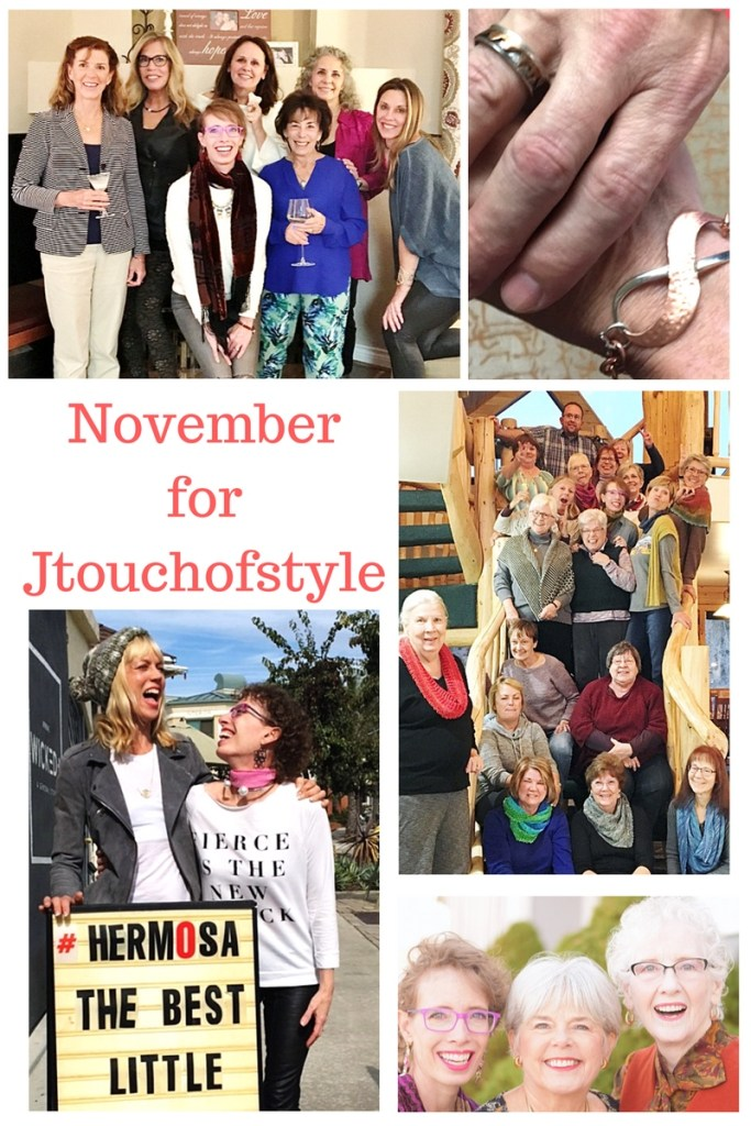 Collage of November Events