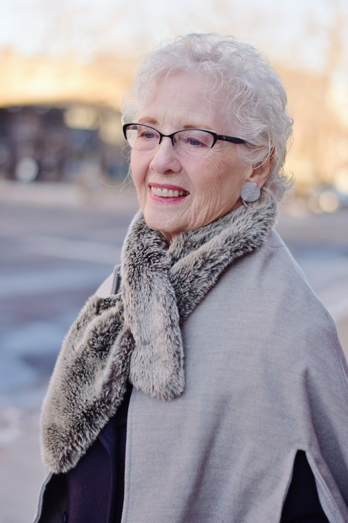 Layering coats for women over 70