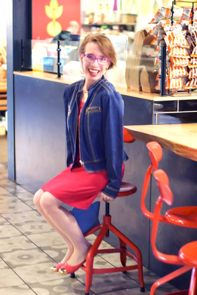 How to style denim jackets for women over 50