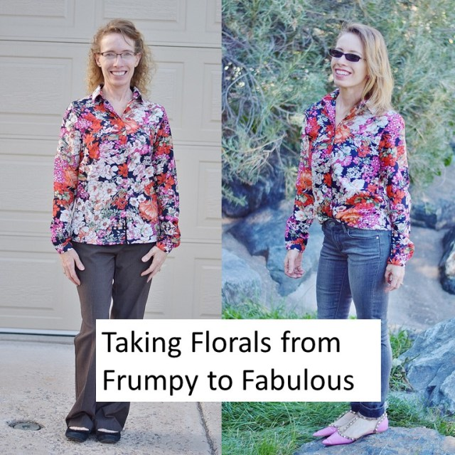 From frumpy to fabulous