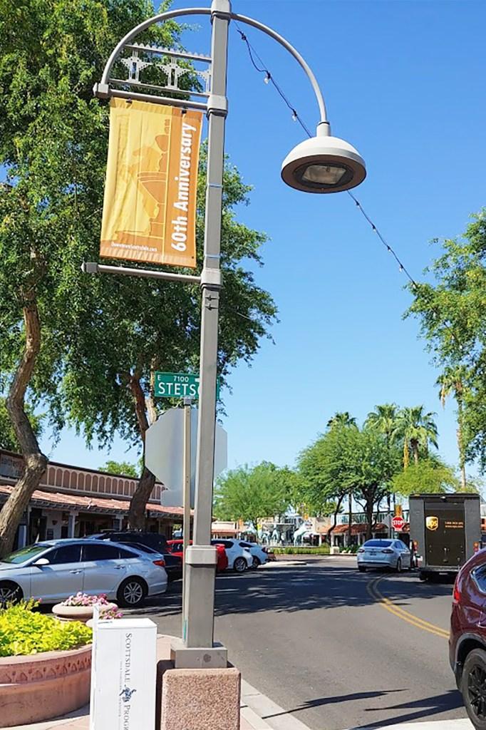Streets of Scottsdale