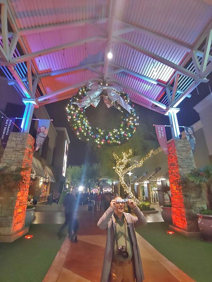 Desert Ridge Tree Lighting as holiday lights Phoenix