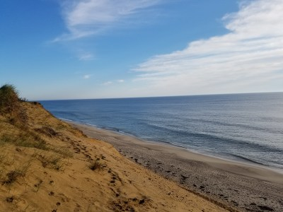 Sunrise in Wellfleet