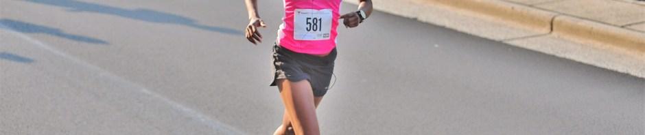 2017 Alexandria Running Festival Half Marathon - Early Miles