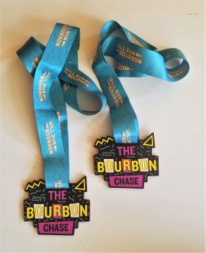 2017 Bourbon Chase Medals