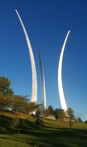 Air Force Memorial - 10012017