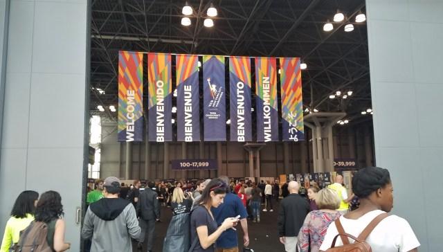 2017 New York City Marathon - Expo