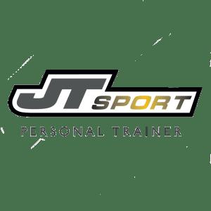logo JT Sport Personal Trainer Entrenador personal San Juan Alicante