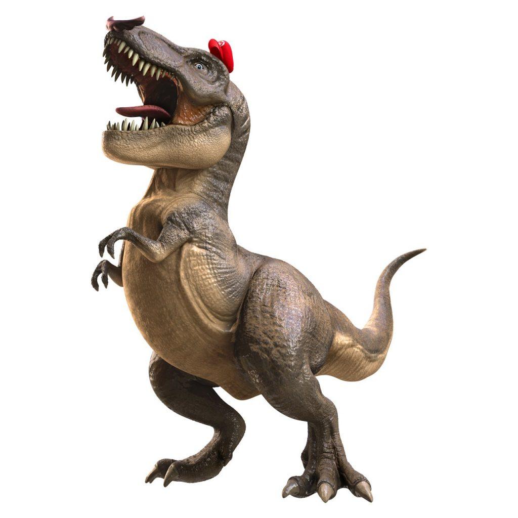 T-Rex capture