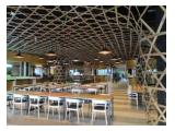 Food court area Parahyangan Residence
