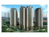 Dijual Apartemen 1 Park Avenue Gandaria jakarta selatan – 2 BR / 2+1 BR / 3 BR New Unit Unfurnished